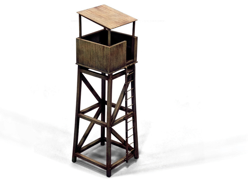 Italeri-0418  1:35 OBSERVATION POST