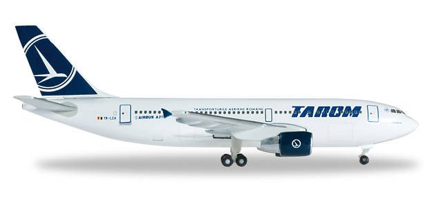 Herpa-526715  1:500  Tarom Airbus A310-300
