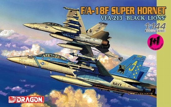 Dragon-4597  F/A-18F AIR TANKER SET