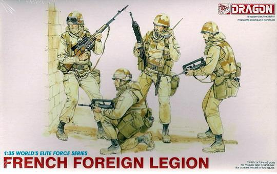 Dragon-3014  1:35 FRENCH FOREIGN LEGION