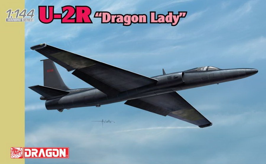 "Dragon-4636  U-2R ""Dragon Lady"""