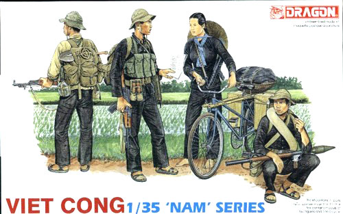 Dragon-3304 Fig: VIET CONG