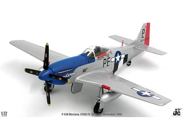 JC Wings  Mustang P-51D mjr G.E.Preddy, US Army AF, 328.FS