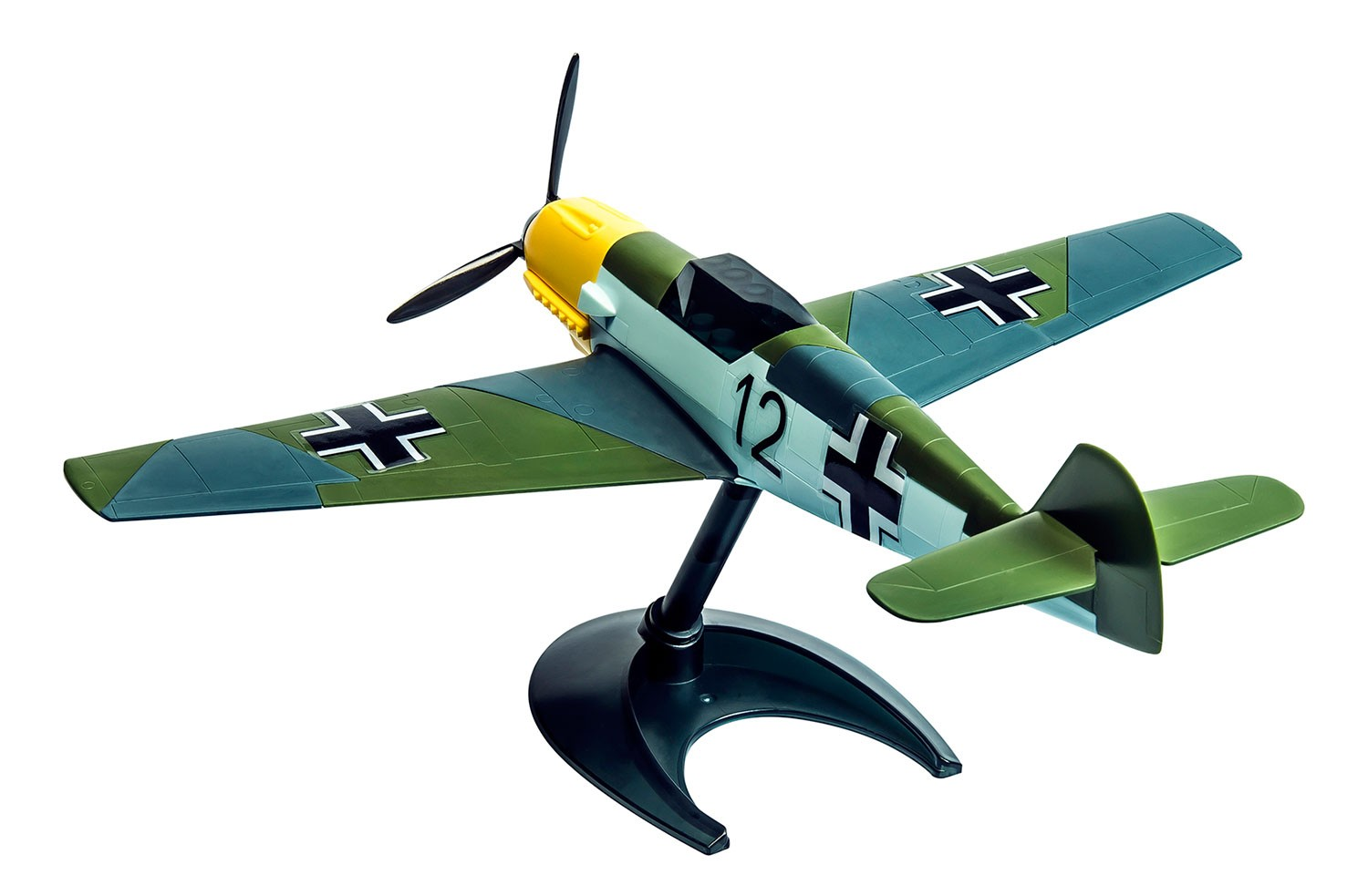 AIRFIX-QUICK BUILD  Messerschmitt Bf109e