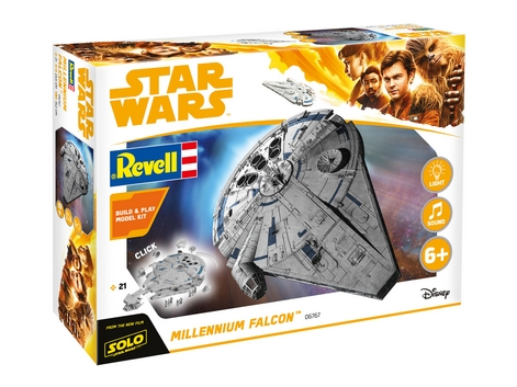 Revell 06767 Star War Build&Play Millenium Falcon **