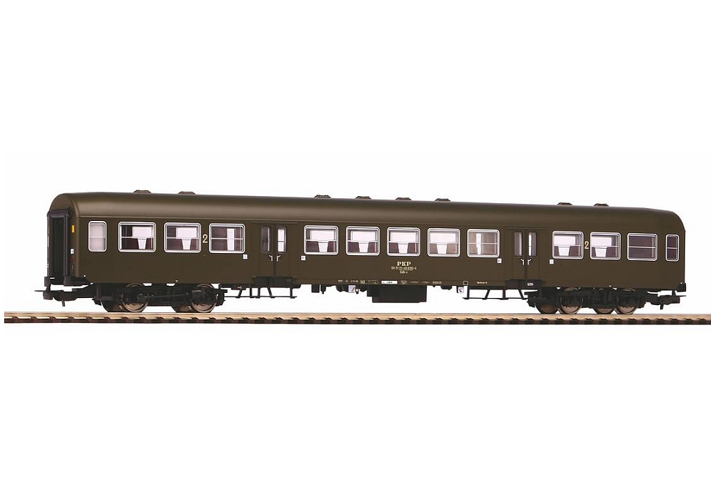 Piko-96659  PKP-V: WAGON OSOBOWY 120A
