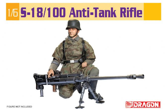 Dragon-75032  S-18/100 Anti-Tank Rifle