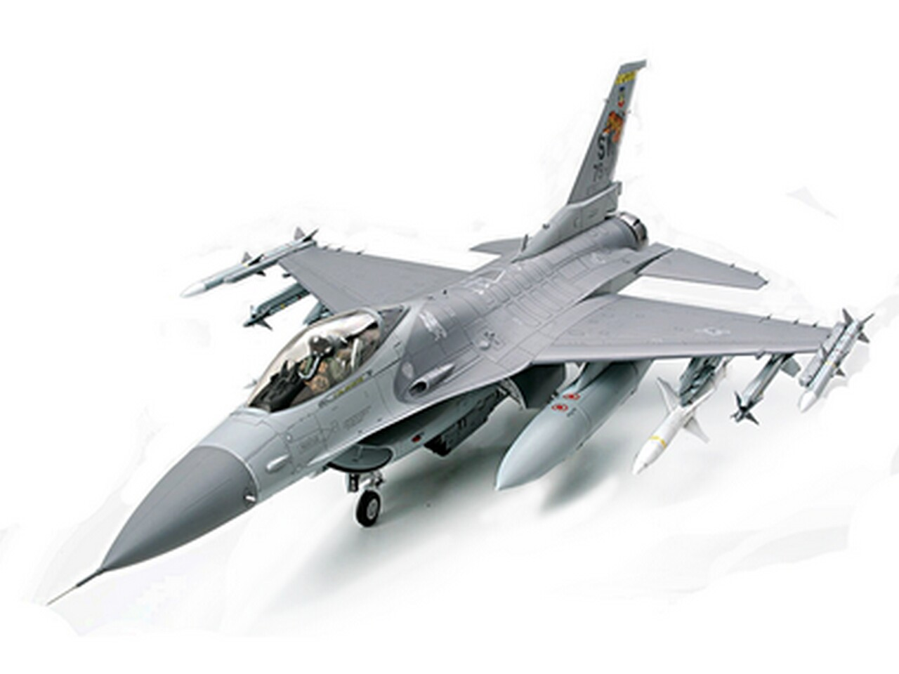 Tamiya 60315 F-16CJ Fighting Falcon**