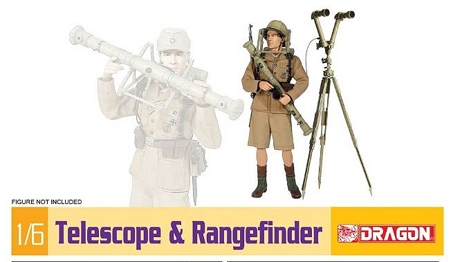 Dragon-75022  TELESCOPE & RANGE FINDER