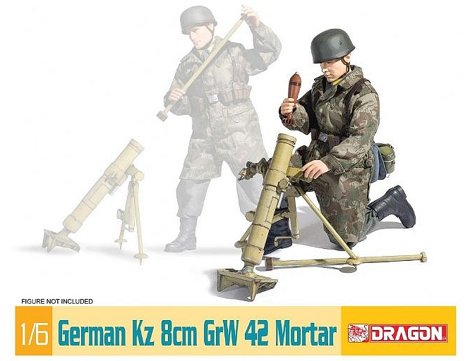 Dragon-75023  GERMAN Kz8cm GrW 42